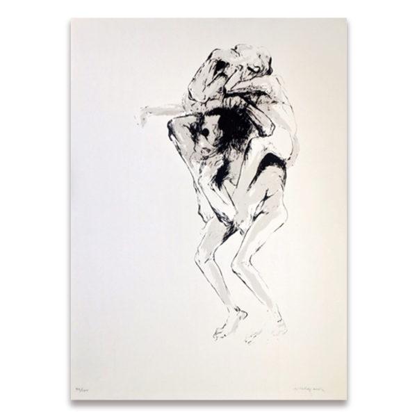 Luis Nishizawa- serigrafía