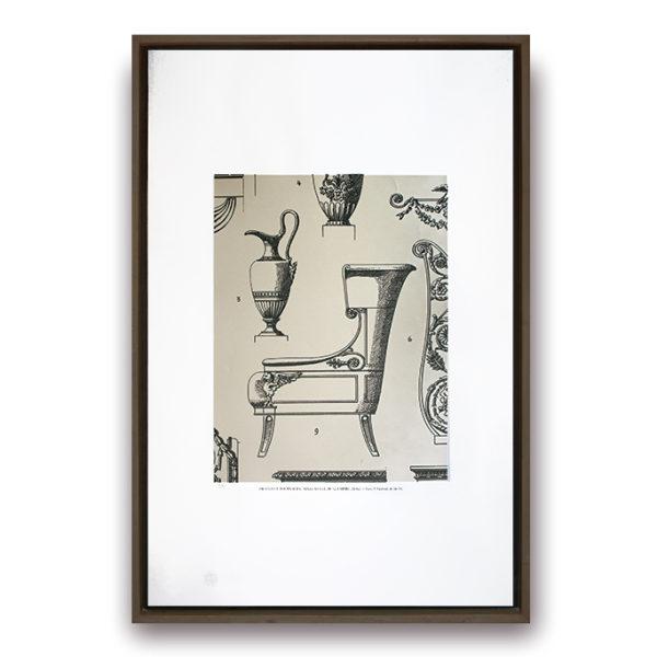 Carmen Vega-Diseño neoclásico 1